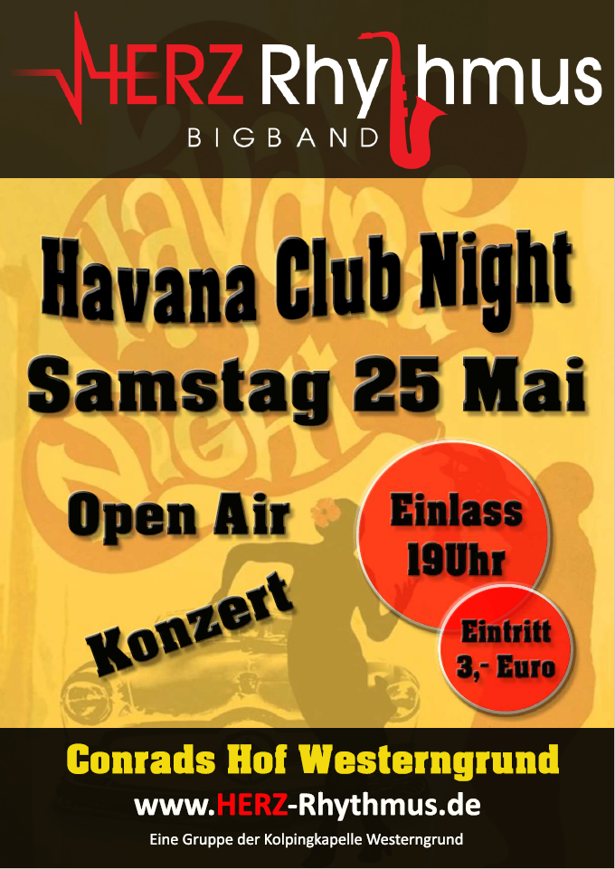 Havana Club Night Conradshof