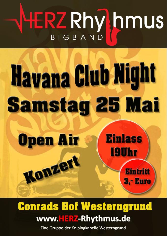 Havana Club Night Conradshof