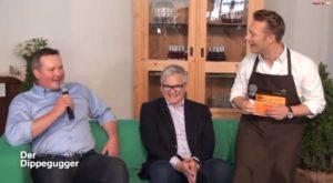 """""""Dippegugger"""": Eine Sendung von Main-TV von der Messe Wächtersbach"""
