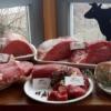 Überblick über die Fleischstücke